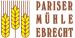 Herstellerlogo Pariser Mühle Ebrecht