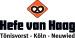 Herstellerlogo Hefe van Haag GmbH & Co. KG