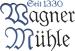 Herstellerlogo Wagner Mühle